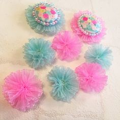 Ribbon Crafts, Hair Clips, Diy And Crafts, Sewing, Handmade, Ideas, Hair Ornaments, Crocheting, Accessories
