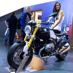 Motorcycle Makers Reveal Many New Bikes at EICMA Show in Milan