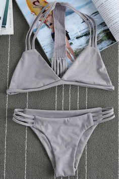 Campcookingsupplies Analytical Bikinis 2019 Mujer Women Printed Meat Pink Small High Waist Rope Swimsuit Swimwear Bikini Set Cover Up Dropping Stroje Kapielowe