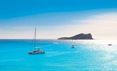 Travel: Ibiza - White Isle is a haven for families and clubbers alike. (From Bournemouth Echo) European Breaks, Bournemouth, Ibiza, Families, Destinations, Places To Visit, Notes, Island, Space