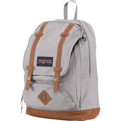 c4fde59c72 Buy the JanSport Baughman Laptop Backpack at eBags - Carry your essentials  for school or casual travel inside this classic rucksack from JanSport. The  Ja