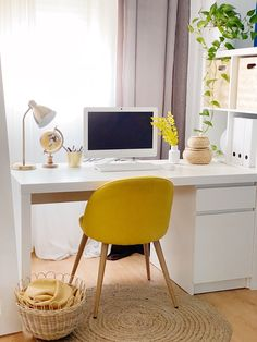 Ideas para crear tu rincón de trabajo en casa #officehome #oficinaencasa #decoracion #ideasdedecoracion #decorationhomedecor