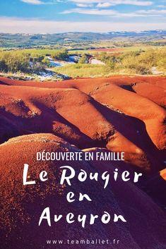 Week-end en Famille | À la Découverte du Rougier en Aveyron