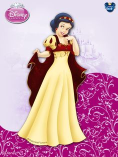 DisneyPrincess+-SnowWhite+ByGF+by+GFantasy92.deviantart.com+on+@deviantART