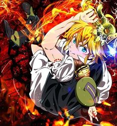 [Nanatsu no Taizai/The Seven Deadly Sins] anime - manga - nnt - Meliodas