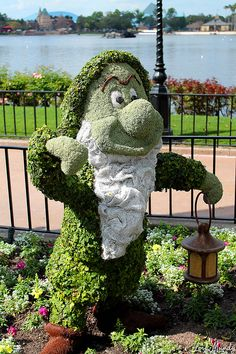 Grumpy Topiary