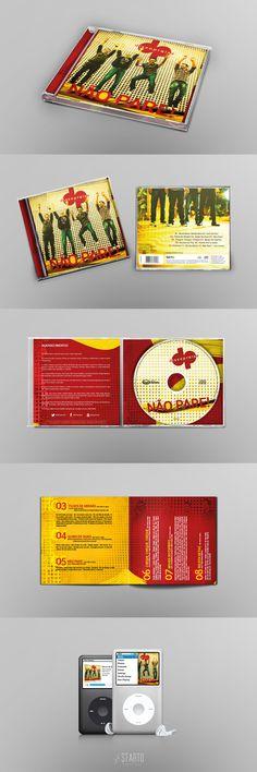 Discopraise CD Não Pare! © Agência Starto