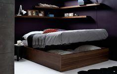 dormir la t te au nord lit design chambre de style. Black Bedroom Furniture Sets. Home Design Ideas