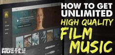 FILM MUSIC, art-list, art-list msuic, indie film hustle, alex ferrari, filmmaking, indie film
