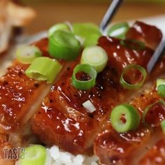 Slow Cooker Chicken Teriyaki Recipe by Tasty Proper Tasty, Healthy Chicken Recipes, Asian Recipes, Cooking Recipes, Freezer Recipes, Freezer Cooking, Freezer Meals, Drink Recipes, Cooking Tips