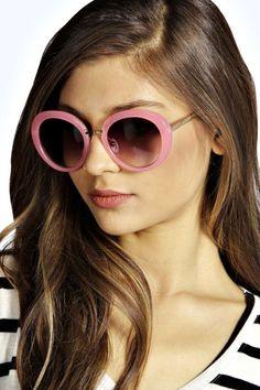 af8485c6c9 Diba Penelope Oval Sunglasses Trending Sunglasses