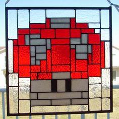 Mario Mushroom II by melusian, via Flickr