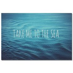 Take Me To The Sea 12x8 now featured on Fab.