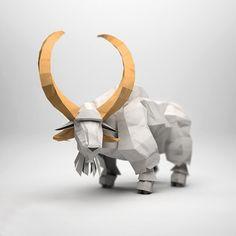 Jeremy Kool: 3D Sculptures  :)