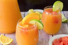 Ultimate Fruit Punch by HomeMadeZagat
