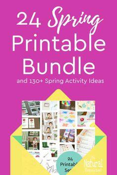 Here is the list of the 24 printables that are included in this awesome Spring Printable bundle! You and your kids will love the variety and how they all inspire you to love Spring and celebrate Spring all season long! Flower Activities For Kids, Fun Summer Activities, Memory Games For Kids, Learning Activities, Farm Coloring Pages, Spring Coloring Pages, Famous Artists For Kids, Hungry Caterpillar Craft, Parts Of A Flower