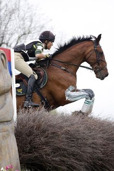 Cross Country ~ Eventing
