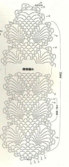 #stitch #crochet #pattern