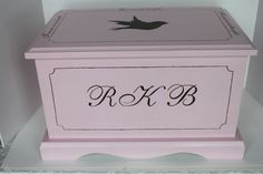 Bereavement Keepsake chest memory box personalized  by staciedale (Home & Living, Furniture, Kids' Furniture, Benches & Toy Boxes, baby keepsake box, baby keepsake chest, keepsake box, keepsake chest, personalized gift, children, room decor, chest, bereavement baby)