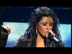 """""""The Voice Within"""" - Stripped Tour - Christina Aguilera"""