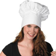 Deluxe Chef Hat - Party City; $6.99