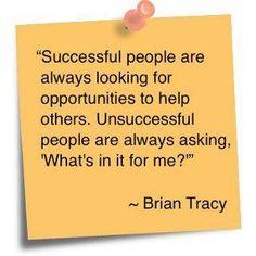 Successful ppl
