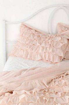 Froufrou au lit !