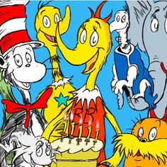 BOOK LIST! Check out this hands-down, all around, takes-the-crown book list featuring our top 12 Dr. Seuss books! See more w/ @pbsparents.
