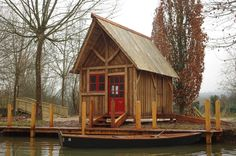 Handmade Cabin Circa 1900 - http://www.tinyhouseliving.com/handmade-cabin-circa-1900/