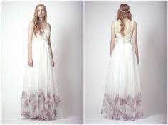 Presenting Lorie X Model wearing Tatiana dress from Lorie X bridal collection. http://www.pierrecarr.com/blog/2014/12/presenting-lorie-x/ #LorieX