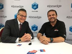 Dave Vallante,JT Ippolito interview at IBM's conference