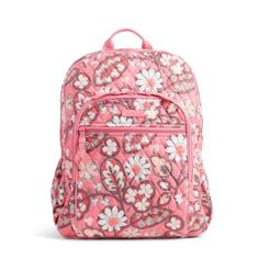 5541adc186 Bring function and style to school or work with Vera Bradley backpacks. Our women s  backpacks combine smart organization with fun