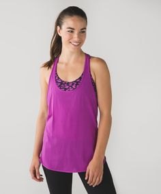 3e4ad7c8d836d This lightweight tank-and-bra duo is made for sweat enthusiasts who love to