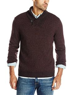 XQS Men Slim Fit Turtleneck Jumper Casual Twisted Knitted Pullover Sweaters