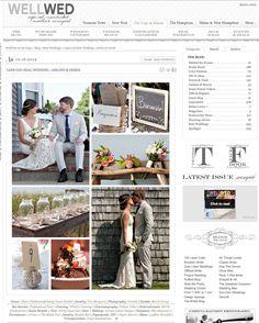 Featured on © 2014 Aislinn and Derek Cape Cod Wedding Photos Wedding Vendors, Wedding Blog, Wedding Photos, Cape Cod Wedding, New Hampshire, Vows, The Hamptons, Bride, Photography