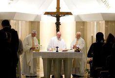 Avergonzarse de los pecados con humildad para acoger perdón de Dios, pide el Papa