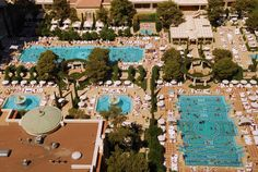 Its pool season in Vegas: Check out the best!