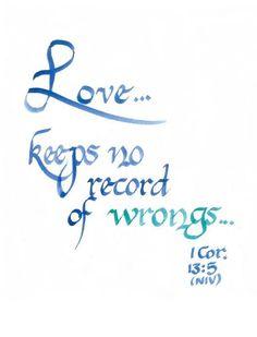 1 Corinthians 13:5 ♡ Pinterest: ℓuxulƗrɑv | LUXURIOUSULTRAVIOLET.com #luxuriousultraviolet