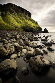 Scotland - Talisker Bay (Isle of Skye)