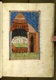 De balneis Puteolanis, MS G.74 fol. 26r - Images from Medieval and Renaissance Manuscripts - The Morgan Library & Museum