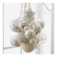 Glamorous Christmas decorations