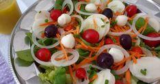Salada verão, um show de cores e sabores! Salada verão para compor seu cardápio nos dias quentes da estação. Nada como uma salada colorida, caprichada para compor os pratos de verão, já que nessa época preferimos comidas mais leves e frescas. Essa salada verão é perfeita para acompanhar grelhado...