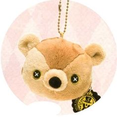 Sentimental Circus - Mr. Bear Keychain
