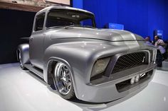 1956 Ford F-100 Snakebit | HiConsumption, photo is better on this one.... Lg JJ