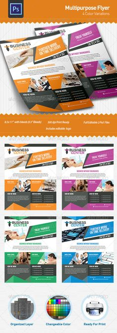 Multipurpose Flyer. Print-templates Flyers. Tags a4, a4 flyer, bilgen, black, business, business flyers, conqueror, corporate, corporate flyer, Fatih, green, multipurpose, multipurpose flyer, orange, purple, template, vertical, and vertical flyer.