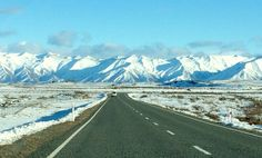 MacKenzie Country in early winter, stunning