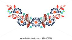 Find Neck Embroidery Vector stock images in HD and millions of other royalty-free stock photos, illustrations and vectors in the Shutterstock collection. Embroidery Neck Designs, Embroidery Bags, Folk Embroidery, Embroidery Stitches, Embroidery Patterns, Machine Embroidery, Folk Art Flowers, Flower Art, Bordado Popular