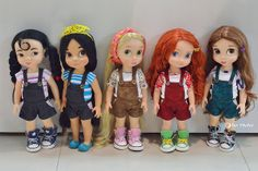 disney animator doll clothing | Flickr - Photo Sharing!