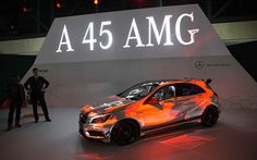 Design and animation for the press conference during AMG Media Night 2013 Client: Daimler AG Agency: OSK Design & Animation: Marc Möller Year: Mercedes A45 Amg, Daimler Ag, Joker Wallpapers, Latest Cars, Car And Driver, Sport Cars, Concept Cars, Luxury Cars, Cool Cars