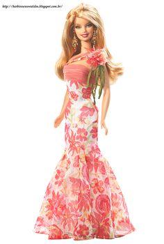 Barbie E Seus Vestidos: 2006 - I Dream of Spring™ Barbie® Doll